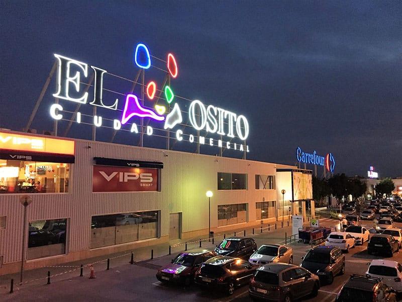 Centro comercial El Osito
