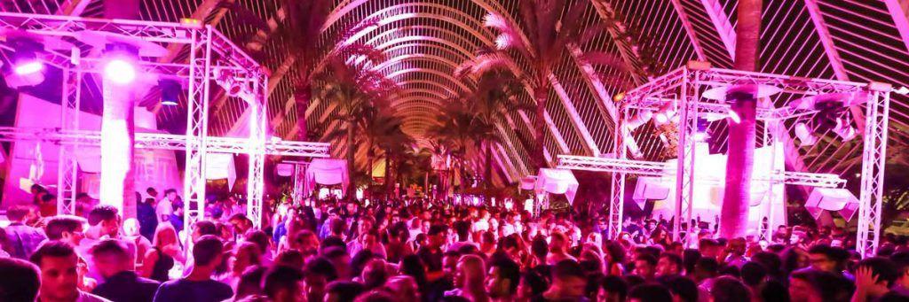 Discotecas de verano en Valencia