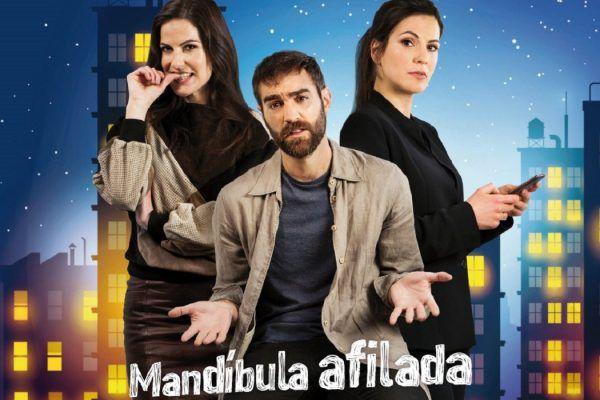 Mandíbula afilada en Teatre Talia