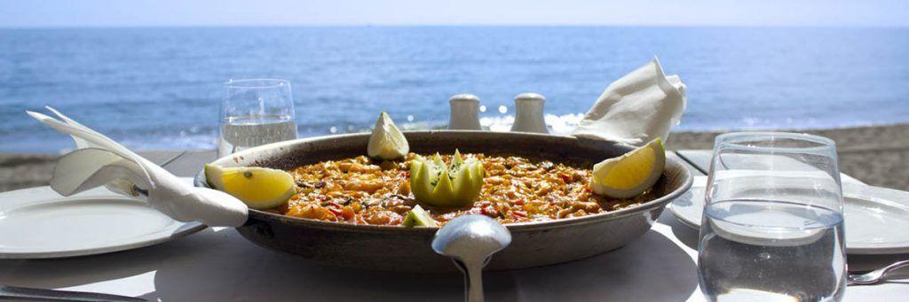 Restaurantes Playa Valencia