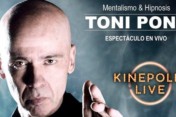 Toni Pons en Kinepolis