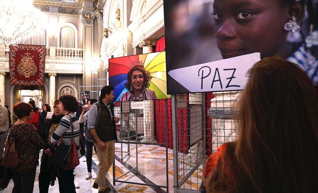 Exposición Derechos Humanos