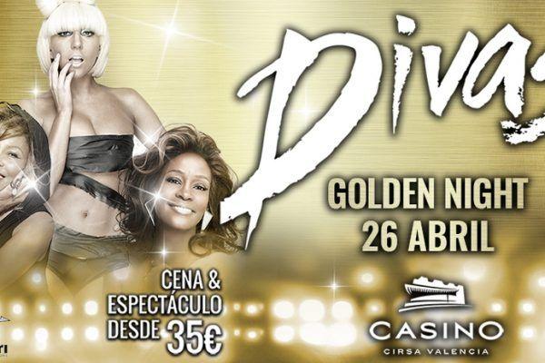 Divas Golden Night Casino Cirsa Valencia