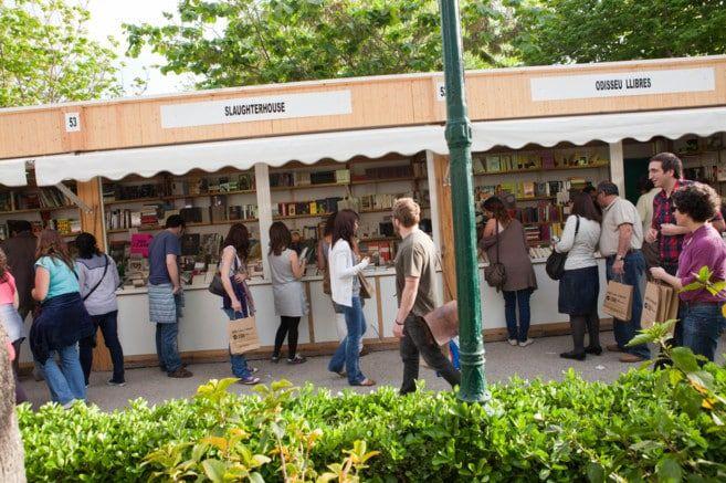 Feria del Libro de Valencia