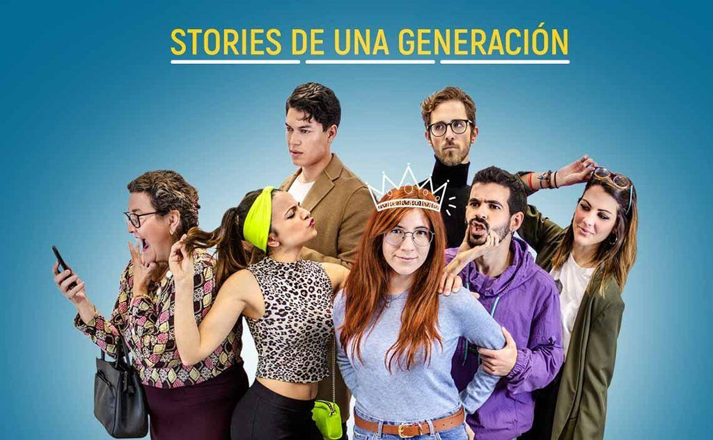 Influencer, Stories de una generación