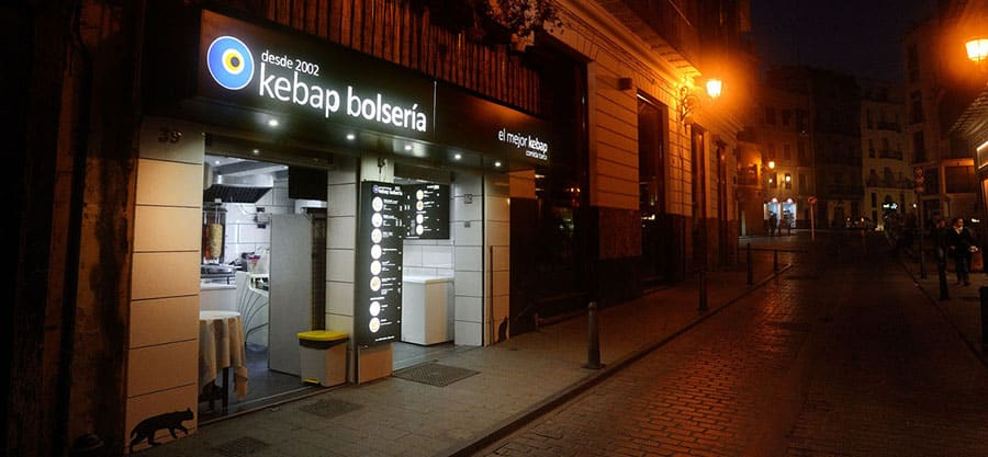 Kebab bolseria