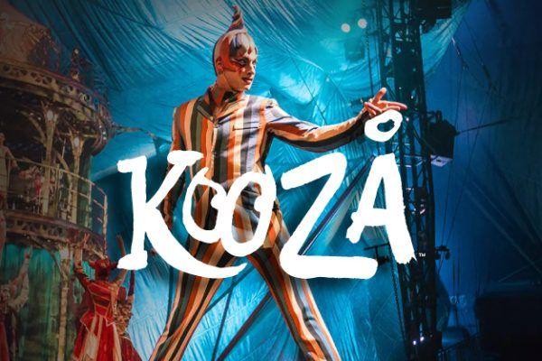 Circo del sol Kooza Valencia
