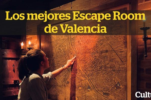escape room valencia