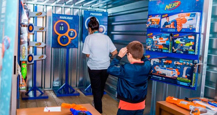 Nerf Nation Experience