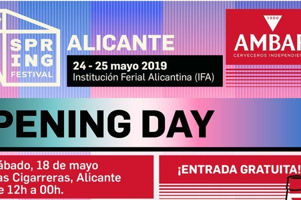 spring festival alicante