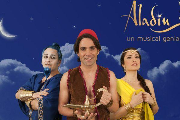 Aladin un musical genial