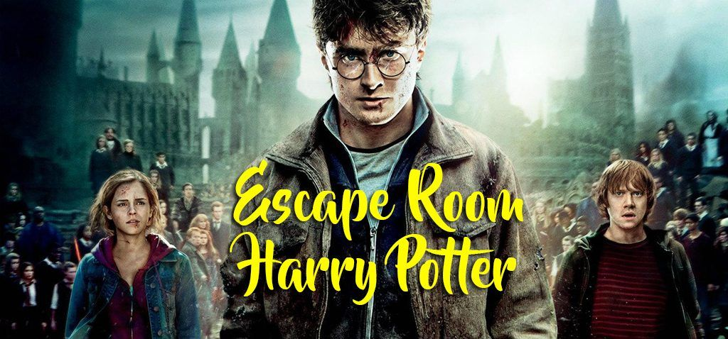Escape Room de Harry Potter