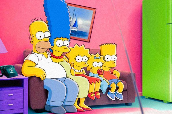 Escape Room de Los Simpson