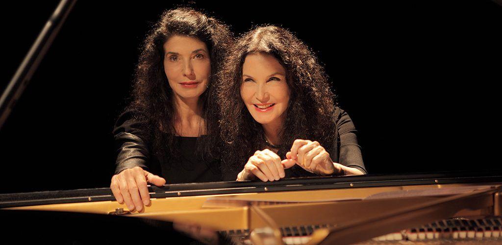 Marielle y Katia Labèque