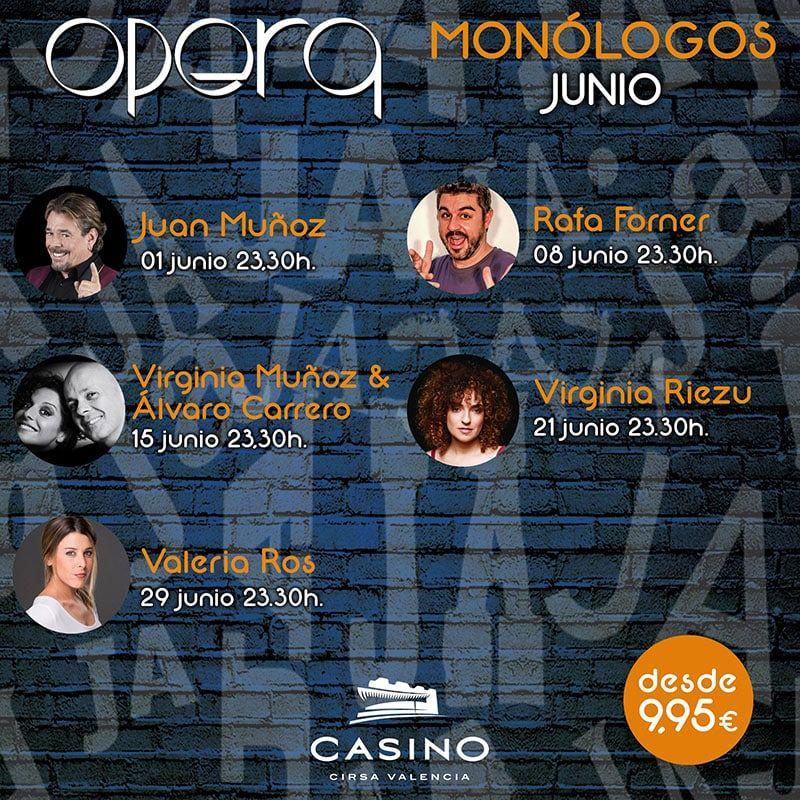 Monólogos Casino Cirsa