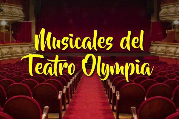 Musicales del Teatro Olympia de Valencia