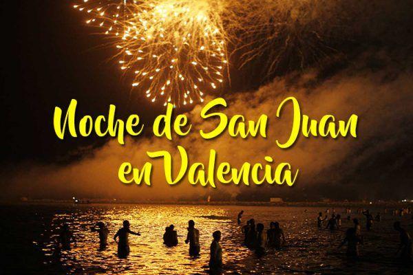 Noche de San Juan en Valencia