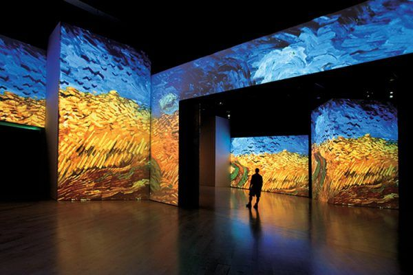Van Gogh Alive The Experience