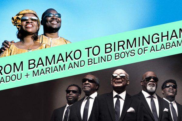 Blind Boys of Alabama en el Festival de Jazz de Valencia