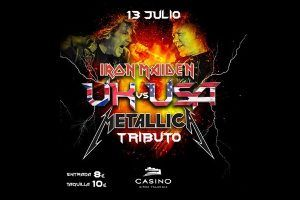 Casino Cirsa Iron Maiden y Metallica