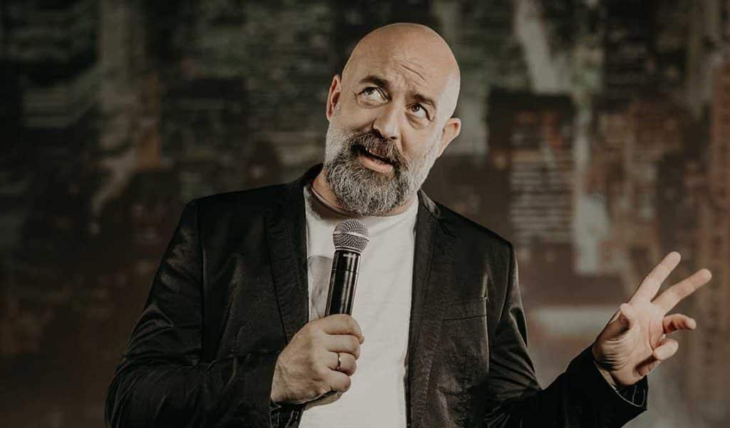 Goyo Jiménez en el Teatro Olympia