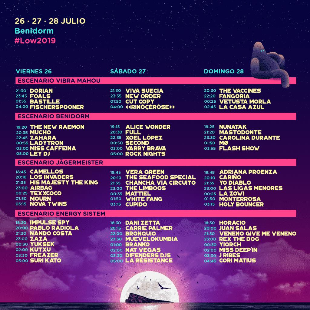 Low Festival 2019