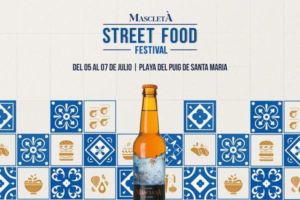 Mascletà Street Food Festival