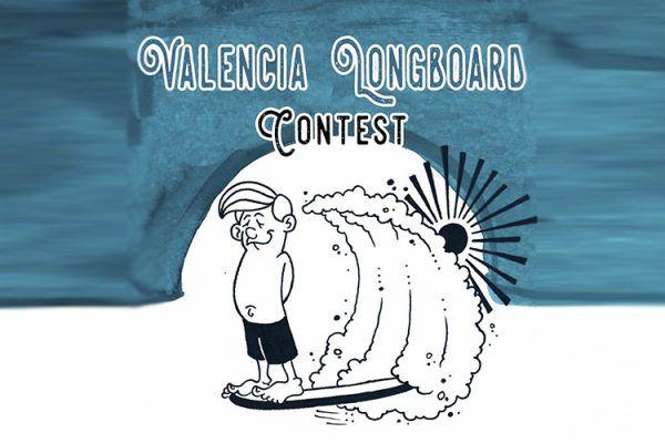 Competición de Longboard en Valencia