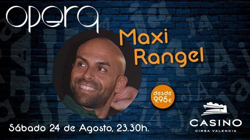 Maxi Rangel