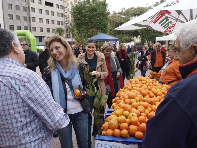 Feria de la Naranja en Castellón