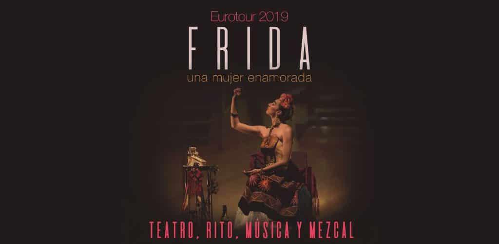 Frida una mujer enamorada