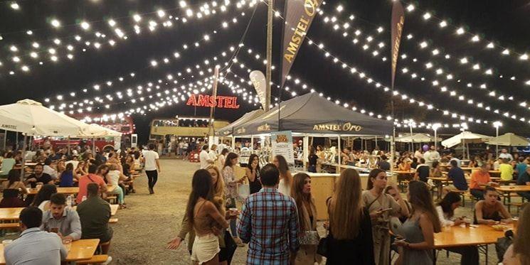 Amstel Valencia Market