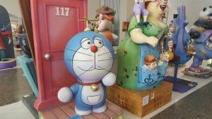 Ninot de Doraemon