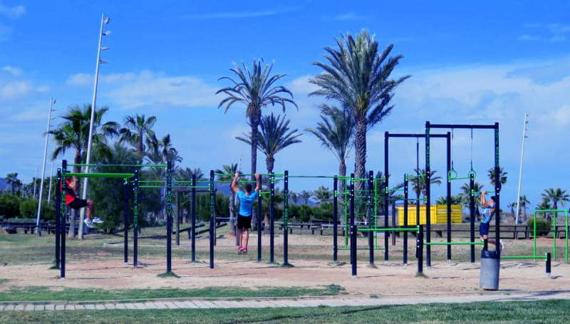 Parque litoral de Castellón