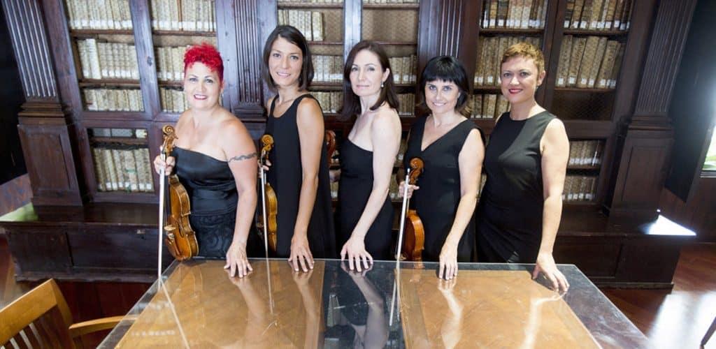 Quinteto Casulana