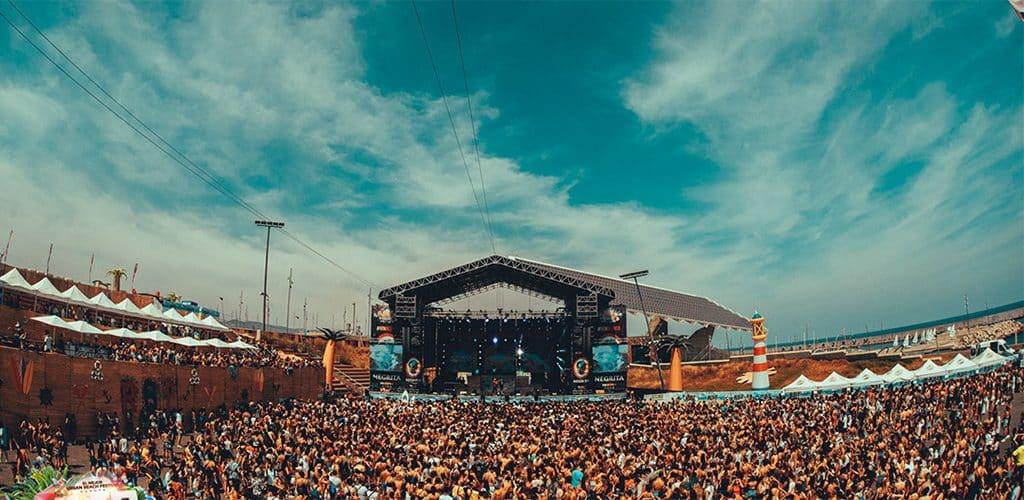 Reggaeton Winter Festival 2019