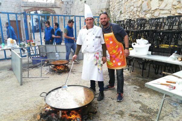 día de las paellas fiestas de invierno peñíscola 2019