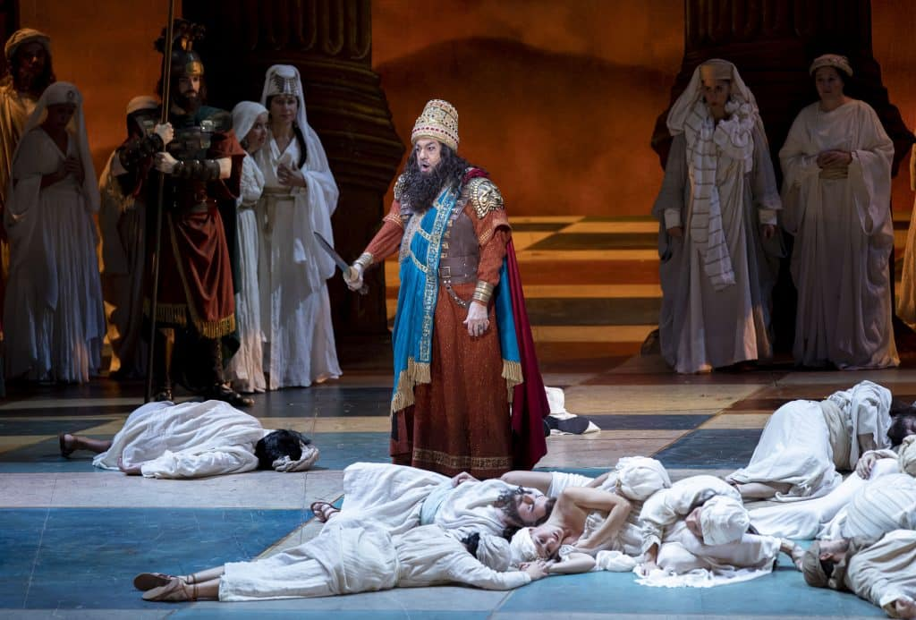 Nabucco Les Arts València - Plácido Domingo