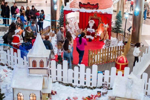 Navidad 2019 en el Centro Comercial El Saler