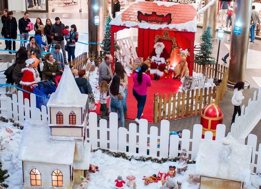 Navidad 2019 Centro Comercial El Saler