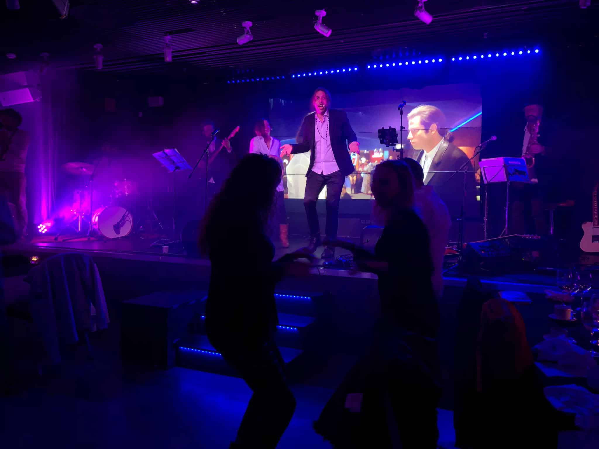 Show Tarantino en el Casino Cirsa