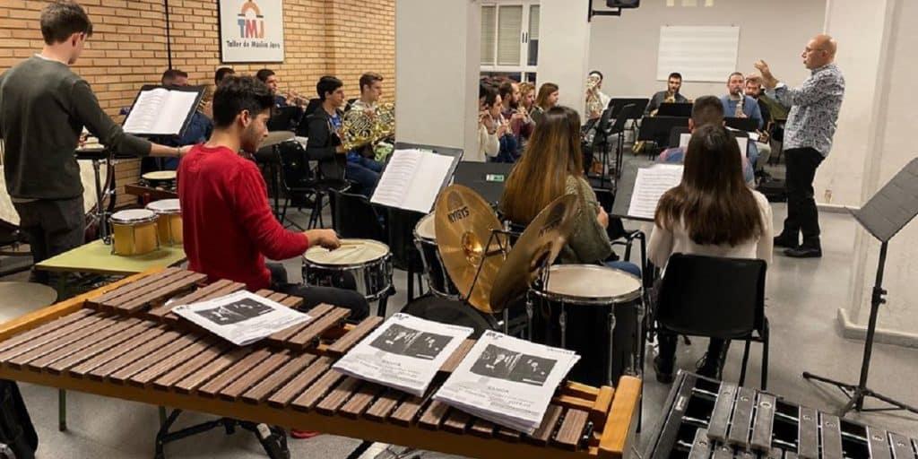 Valencia Youth Wind Ensemble