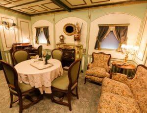 Camarote del Titanic