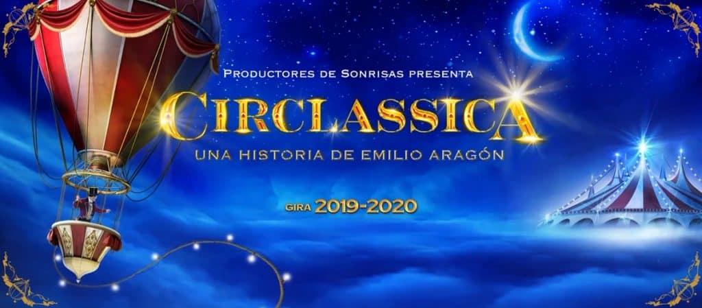 Circlassica en el Teatro Olympia