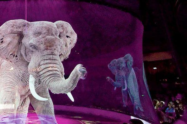 Gran Circo Alaska con Animales en 3D