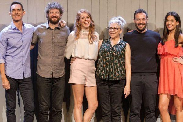 Juntos en el Teatro Olympia