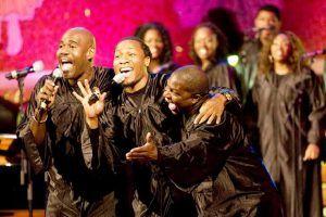 Alabama Gospel Choir en el Teatro Olympia