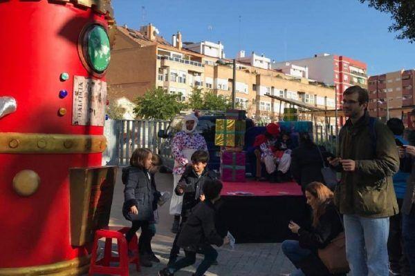 Buzón Real de los Reyes Magos en València