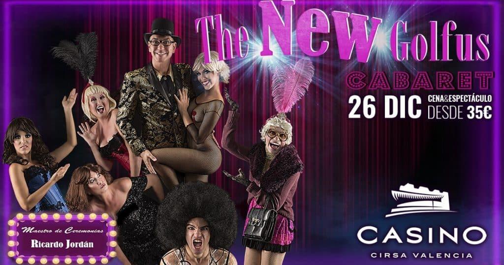 Cabaret Casino Cirsa Valencia
