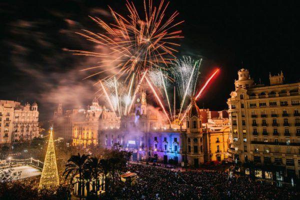 Campanadas - Ayuntamiento Valencia